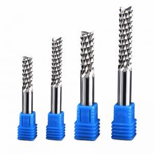 China High Precision Super Hard PCB Corn End Mills Cutting Tools For CNC Machine on sale