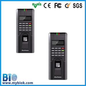 China UK door entry access control terminal with web server Bio-F707 on sale