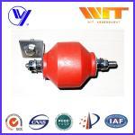 Bas dispositif de protection certifié par ISO-9001 composé polymère d'intercepteur de montée subite de tension