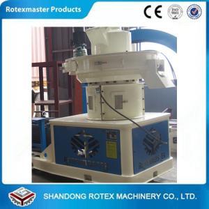 China 1000 kg/h-1500kg/h Wood Pellet Machine , sawdust rice husk pellet machine on sale