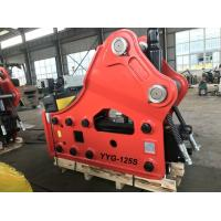Powerful Hydraulic Rock Breaker Hydraulic Breaker Hammer With 140 Mm Chisel Tool