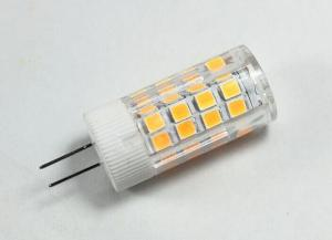 China 4.5W ceramic AC220V G4 LED Light SMD2835 high power led bulb on sale