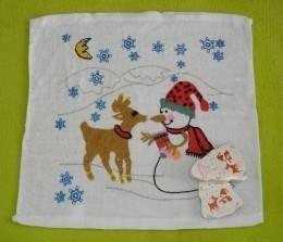 China Christmas Gifts with Christmas Design Compressed Towel in Terry Pattern (YT-676) on sale