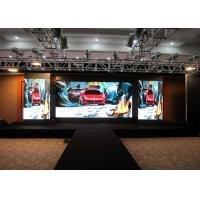 Indoor Performance LED Public Display , Rugged Large LED Screens For Concerts