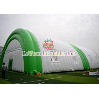 Tennis Dome Outdoor Inflatable Tent For Soccer Field Easy Assemble