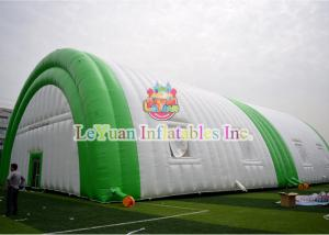 China Tennis Dome Outdoor Inflatable Tent For Soccer Field Easy Assemble on sale