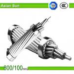 China TUV/BS standard acsr 100mm2 acsr dog conductor price wholesale