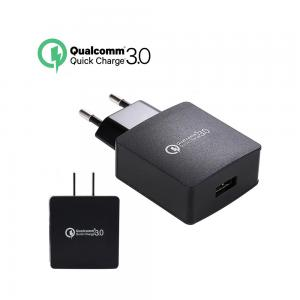 China Quick Charger 3.0 Usb Power Adapter , Single Port Usb Power Charger Environmental - Friendly on sale
