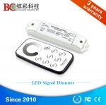 Best selling products 0-10v signal touch remote single color led dimmer controller