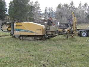 China KXD-60 horizontal directional drilling rig for sale on sale