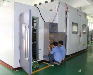 China Large Testing Equipment Environmental Simulation Walk-In Climate Humidity Test Chamber on sale