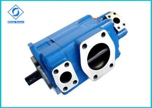 China Eaton Vickers Rotary Hydraulic Vane Pump High Flow With ISO9001 Approval on sale