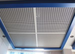 China Square Hole Perforated Metal Ceiling / Clip in Ceiling for Office Building Ceiling on sale