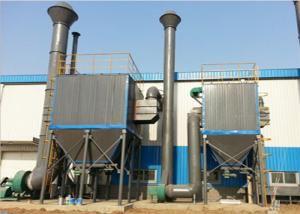 China Pulse Cloth Bag Filter Bunker Top Baghouse Dust Collection System CE Passed on sale