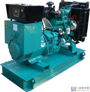 Quality Low Exhaust Super Quiet Diesel Generators , Volvo Penta 600 Kva Diesel Generator for sale