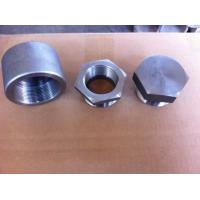 China ASME B16.11 Forged Pipe Thread Bushing , Hastelloy C276 N10276 Threaded Steel Bushing on sale