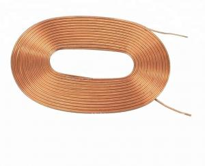 China Custom litz wire coil self-bonded coil qi wireless transmitter coil copper coil on sale