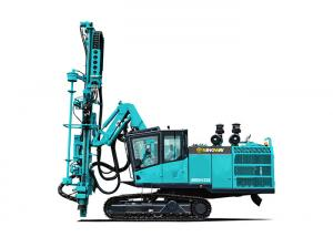 China Hydraulic Top Hammer Drill Rig for Construction on sale