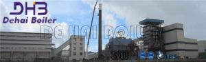 China Wood Pellet Fired High Pressure Boiler Superb Fuel Flexibility Long Lifespan on sale
