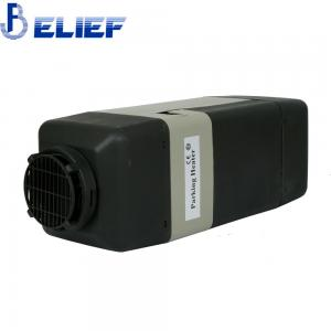China CE 5000 Watt Air Parking Heaters / 12v Heater For Caravan , Low Noise on sale