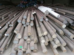 China 300 Series Peeled Stainless Steel Round Bar / SS Round Bar For Industry on sale