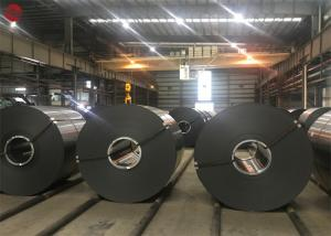 China Soft Cold Rolled Stainless Steel Sheet / Galvanized Steel Coil 0.12-3mm Thickness on sale