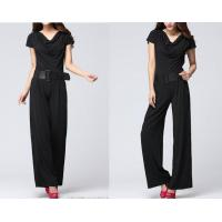 China Fashion Jumpsuits Womens Overall  Wholesale Womens Clothing Leisure Wear 2012 on sale