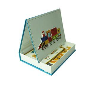 China Custom Magnetic Game Set UV Coating Finishing With Gift Box Packing on sale