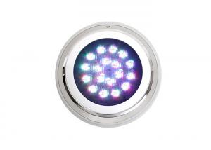 China Stainless Steel RGB Led Underwater Light on sale