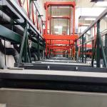 Multi Manipulator Aluminium Anodizing Machine 3mm 304 Material With IGBT Rectifier