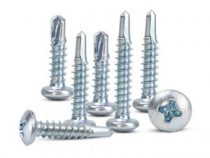 China 10mm 25mm 30mm Self Drilling Torx Head Screws For Steel Beam DIN7504N on sale