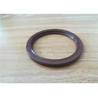 Rotary Fkm Double Oil Lip Seal 65 * 95 * 7 For Water / Oil Seal Dust-proof