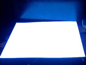 China EL Panel display, EL Light display,EL Sheet display on sale