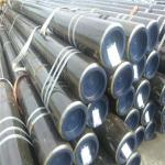 Cold Drawn Alloy Steel Seamless Pipes NBR-5583 A-179 Barded / Painting Surface