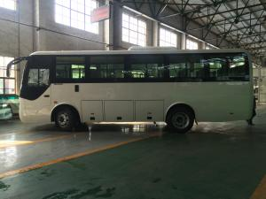 China Long Distance Coach Euro 3 Transportation City Buses High Roof Inner City Bus Vehicle on sale