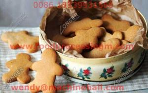 China automatic cookies making machine for small business on sale