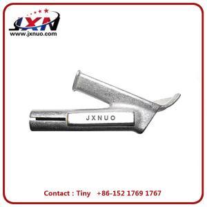 China Plastic Welding Gun Triangle Y Mode 5*7 Big Triangle Welding Nozzle Hot Air Gun Accessories on sale