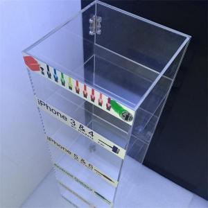 China China Supplier Wholesale Cheap Acrylic Mobile Phone Accessories Display Stand on sale