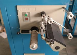 China Thread Coning Yarn Rolling Machine Single Head Or Double Heads High Precision on sale
