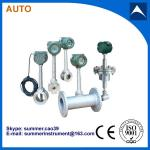High quality vortex natural gas flow meter