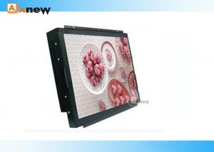 China USB 17\ IR Panel Open Frame LCD Monitor Touch Screen For Kiosk Vending Machine on sale