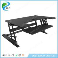China Gas Lifting Height Adjustable Sit Stand Desk on sale