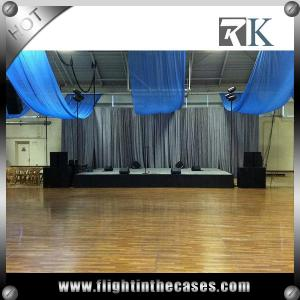China Best wholesale websites pipe and drape wedding backdrop pop up trade show booth on sale