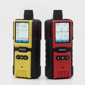 China K-600 4 In 1 Gas Monitor , Portable Hydrogen Gas Leak Detector Atex Certificated on sale