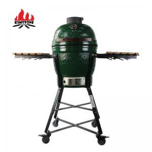 China Auplex Kamado Style ceramic bbq grill 18 inch korean tab commercial ceramic bbq grill on sale