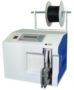 China Wire cable tie machine RZX3-28A for USB wire, Headphone cable on sale