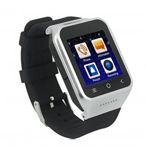 China Android 4.4 Best Camera Smartwatch MTK6572 Wristwatch Bluetooth S8 Smart Watch on sale