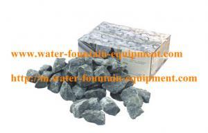 China Rock Special Steam Sauna Heater , High Span Life Natural Sauna Stones on sale