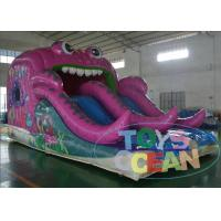 China Jumper Pink Sea Theme Inflatable Jumping Castles For Party Rental on sale