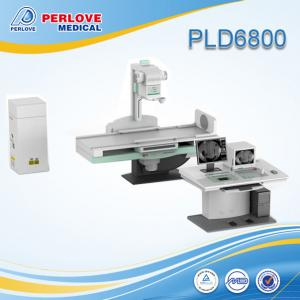 China Tilting bed Xray Machine for fluoroscopy PLD6800 with multi-function on sale